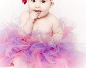 Custom Fluffy Tutus Makes a great baby gift or Halloween costume