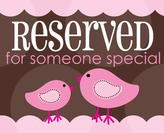 Reserved Listing for Tammie Wrampe