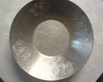 Vintage Everlast Hand Forged Metal Bowl 7005