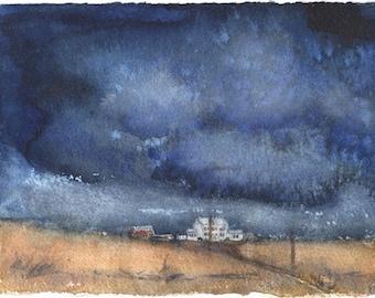 Storm Over Tavakoli