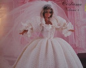 Collector Edition Crochet Royal Wedding Gown Pattern