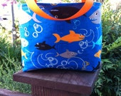RESERVED LISTING for luvmyatf - Small Beach Tote