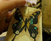 ACEO - Mechanical Butterfly - Eden Gallery