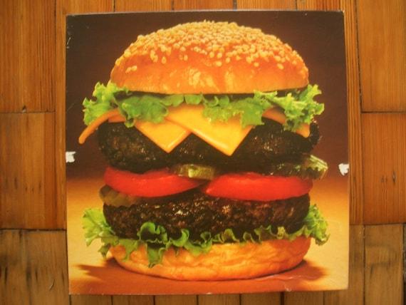 Pass the Ketchup -- Cheeseburger Jigsaw Puzzle