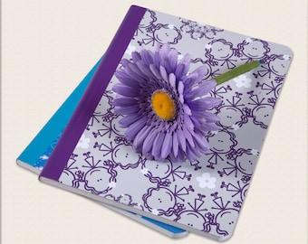 Felittle Circle Girls Notebook & Flower Pen