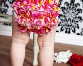 Ruffle Bottom Onesie - Pick your Fabric