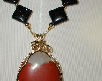 Red River Jasper Set
