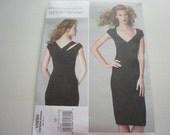 Pattern Ladies Dress Sizes 12 to 20  Vogue 1280