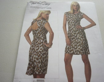 Pattern Ladies Dress Designs by Rachel coMey Sz 14 to 20 Now OUT of Print Vogue 1161