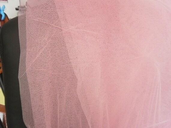 Netting, Pink Small Crinolines doll Skirts 2 1-2 yds