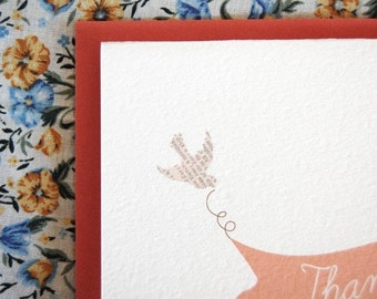 SALE! Thank You banner card