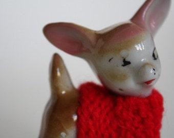 small sweater deer