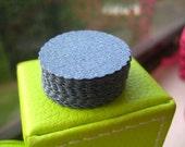 ONE DOLLAR SALE 20 scalloped glitter circles