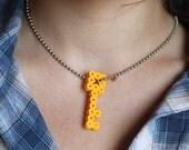 8-bit Key Necklace