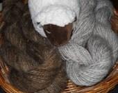 Handspun Icelandic yarn combo