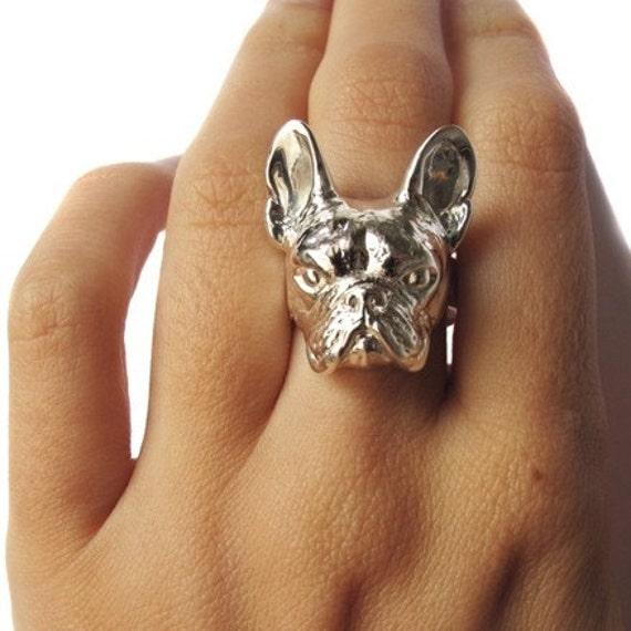 VERAMEAT French Bulldog Ring