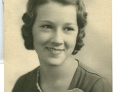 Maxine - Lovely Vintage Photograph