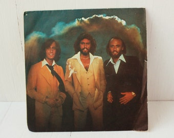 "Spanish Edition Bee Gees 7"" Too Much Heaven 1978"