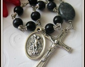 St. Michael Pocket Rosary, Patron Saint of Police Officers