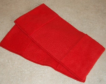 Swiffer Sweeper Fleece Pads Refill- Set of 2- Reusable- Red- 25001
