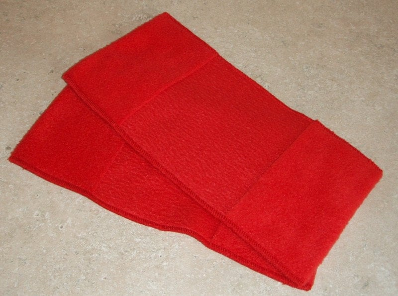 Swiffer Sweeper Fleece Pads Refill Set Of 2 Reusable Red