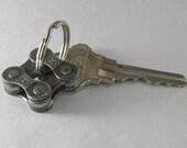 Bicycle Chain Key Chain