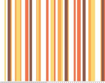 Decadence Brown Stripe by Samantha Walker for Riley Blake, 1/2 yard