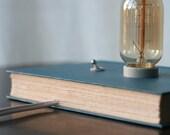 Hardback Book Lamp - Reading Light