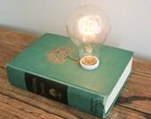 Hardback Book Lamp - Raintree County