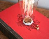 Hardback Book Lamp - Catherine the Great