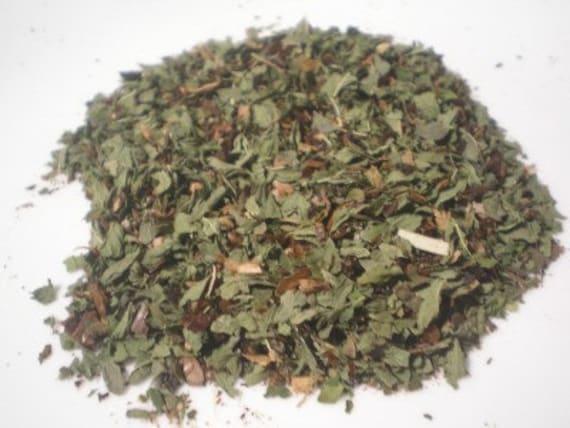 Organic Lemon Mint Loose Leaf Herbal Tea