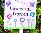 Personalized Mothers Day gift for Grandmother