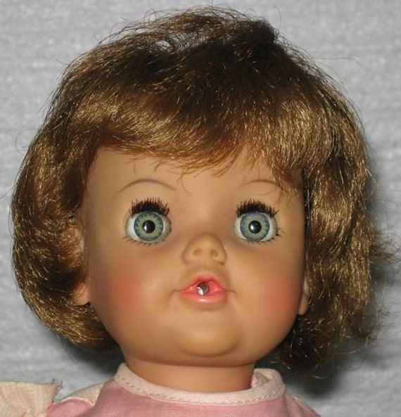 Vintage Doll Ideal Betsy Wetsy Baby Marked Cc 1960s Just