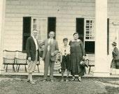 Washingtons Home 1926 Original Vintage Photo 433