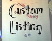 Custom Listing for Jennet