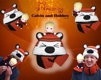 Amaze-ing Hobbes-Inspired -  Made to Order