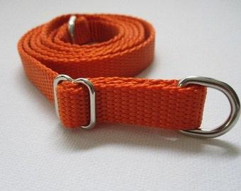 Pumpkin Orange Shoulder Strap Add-On for your RockitBot Wallet