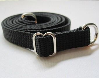 Blackest Black Shoulder Strap Add-On for your RockitBot Wallet