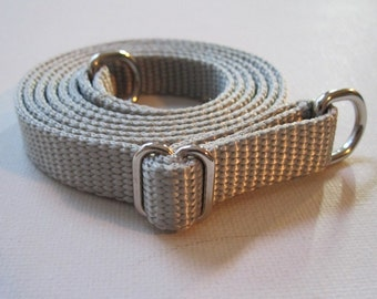 Silver Gray Shoulder Strap Add-On for your RockitBot Wallet