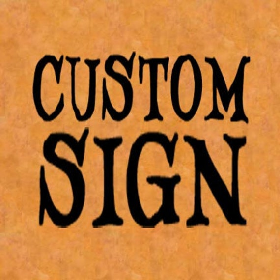 CUSTOM Listing for Quirks