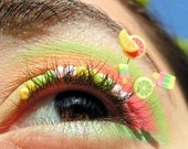 Summer Citrus Popsicle Eyelash Jewelry - EyelashJewelry