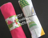 Tampon Roll -- PDF Sewing Pattern and Tutorial