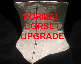 Formal Corset Upgrade