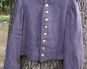 Confederate Wool Shell Jacket Size 38/40