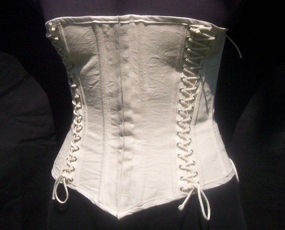 Multi-Laced Corset - Made to Order