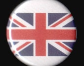 Feeling A Little British 1.25 Inch Button