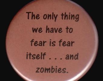 Inspiring Zombie Button