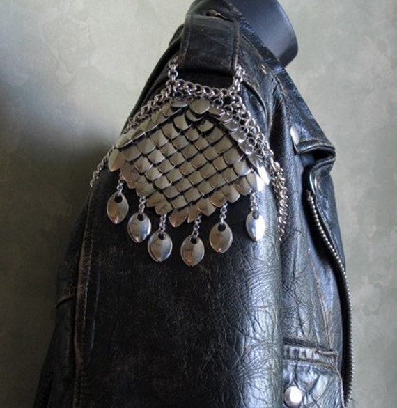 Декор кожаной куртки своими руками фото 386