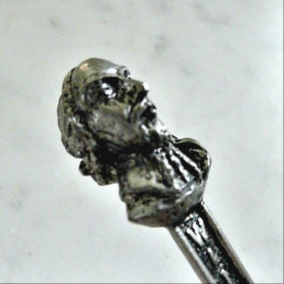 William Shakespeare Commemorative Pewter Spoon