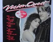 Vision Quest Vinyl Soundtrack (1984) LP Madonna - Excellent Condition